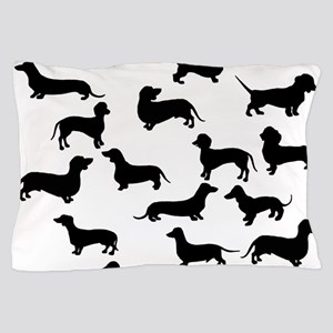 Dachshunds Pillow Case